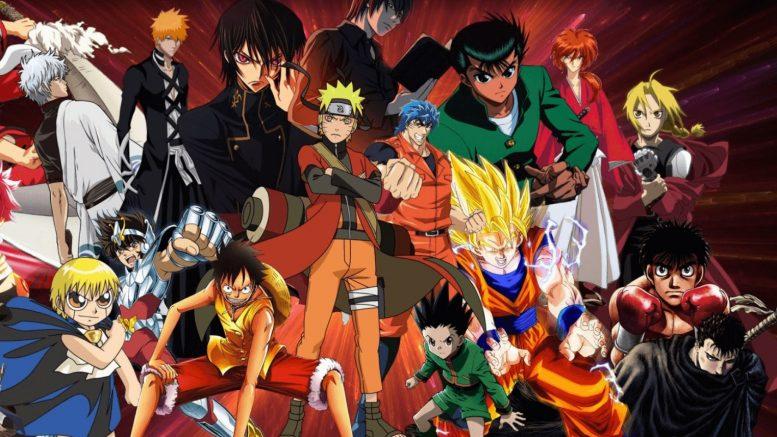 Animes stars