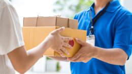 Track your mail or package with USPS tracking number